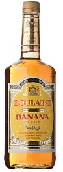 Boulaine Liqueur Banana 1.00l - Case of 12